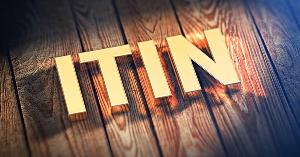 如何获得美国税号ITIN — 无 SSN的曲线救国方法