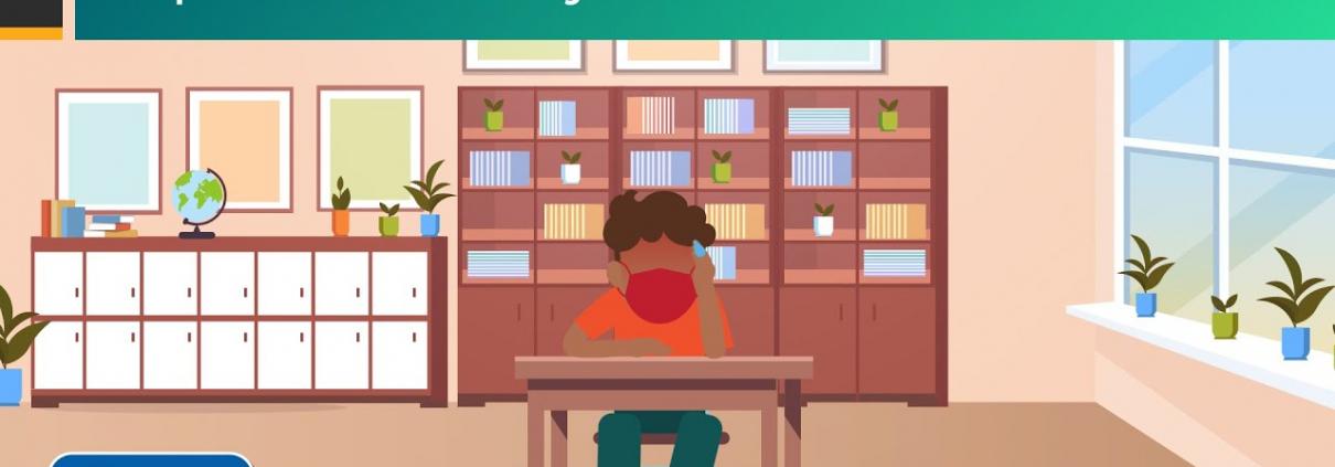 CDC发布重开学校指南 以四种颜色分级