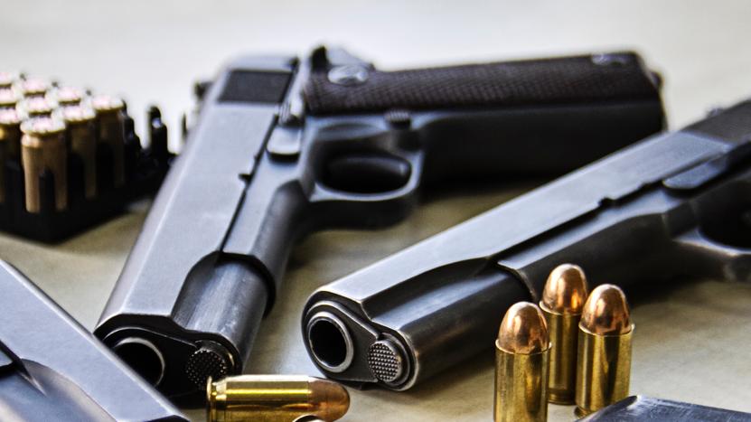 在加州非法拥有和使用枪支会怎样?