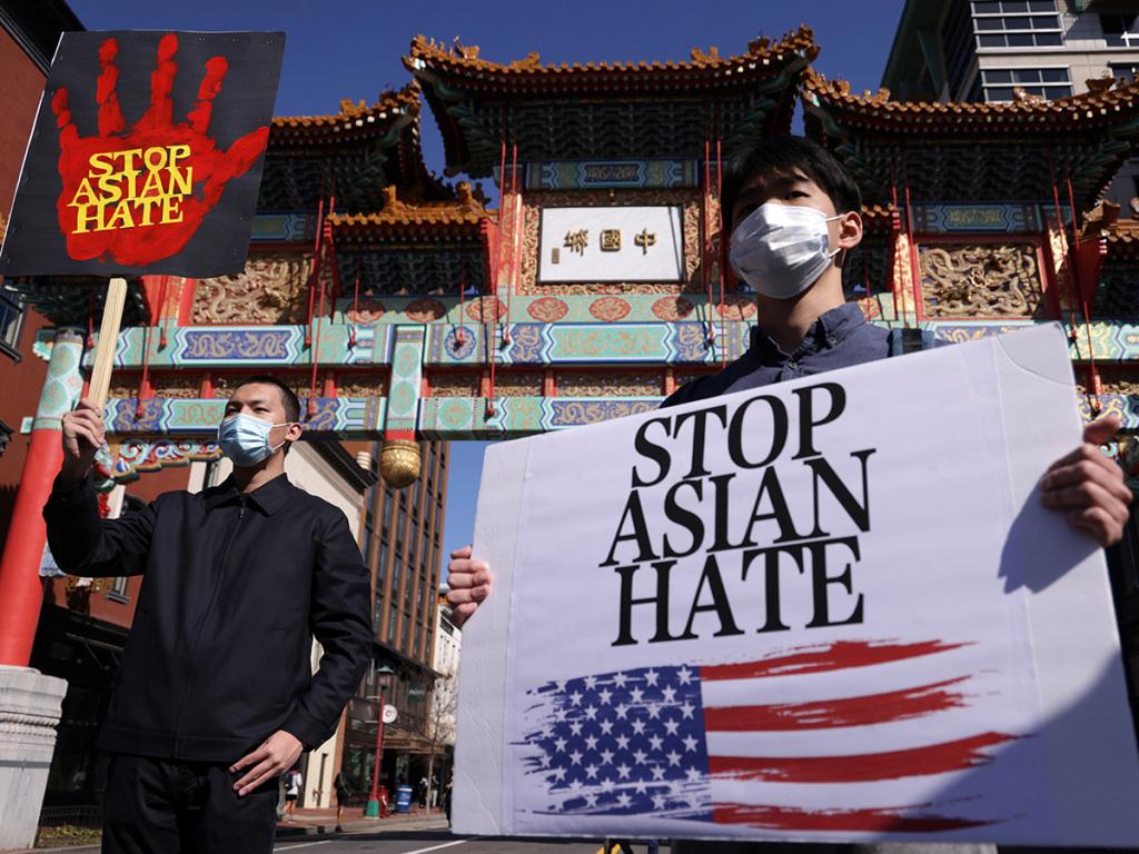 在美国法律上什么条件构成仇恨犯罪或歧视犯罪?
